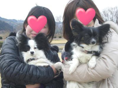 リンちゃん&ララちゃん