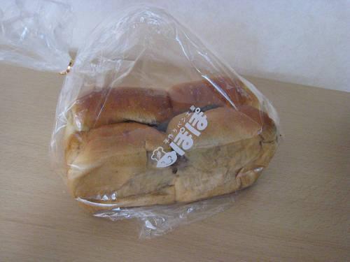 「ぽぽ」のパン屋さん