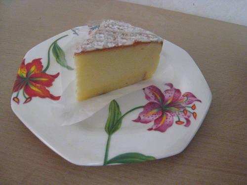 新チーズケーキ