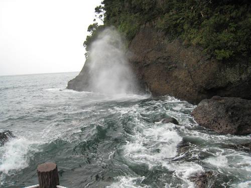 汐吹き岩⑥