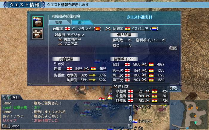 大海戰第三日
