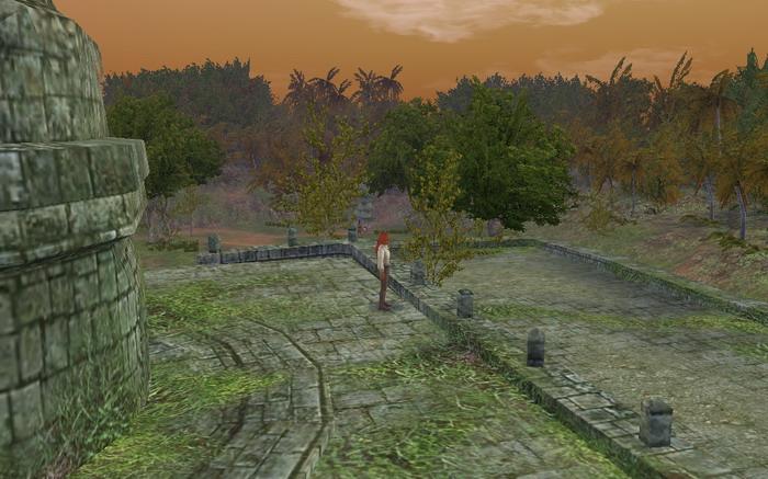 遺跡風景3