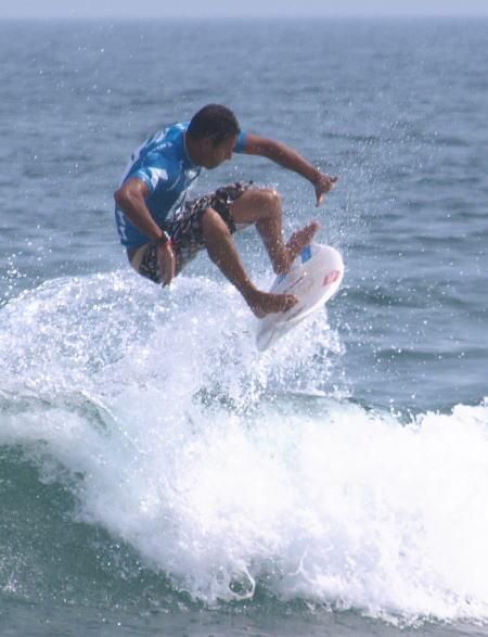 サーフィン世界大会