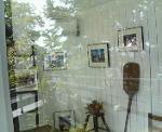 まずはここから、ガラスの小屋。