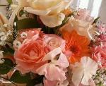 いっぱいのお花たち