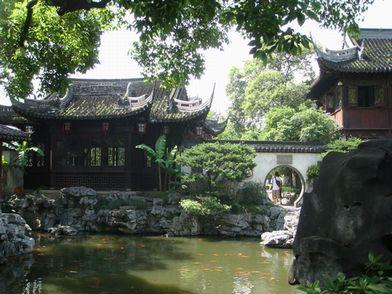 定番の庭園