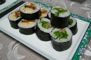 巻き寿司1