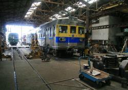 北熊本電車工場(2009.5.30)
