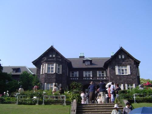 2008・05・21 旧古河庭園 昼 ②