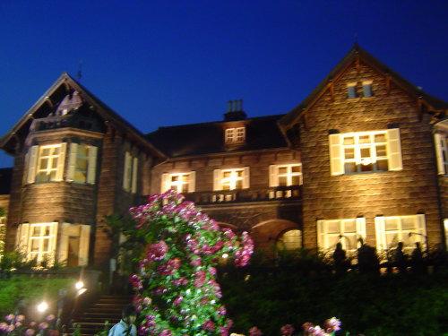 2008・05・21 旧古河庭園 夜 ①