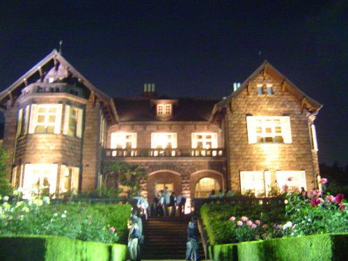 2008・05・21 旧古河庭園 夜 ②