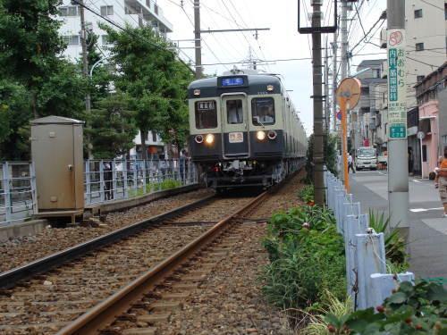 京成 青電① 2009.06.30