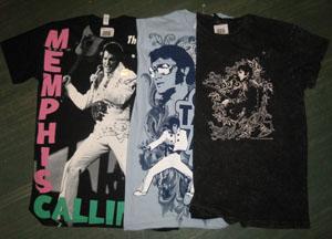 2009.8.1ELVISTシャツblog01