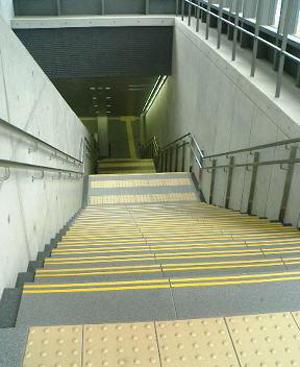 京阪なにわ橋駅blog02