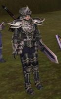魔剣士っぽい暗黒