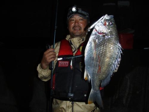 2009.8.2大阪湾キビレ