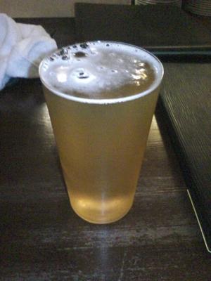 博石館ビール・日の丸ランビック