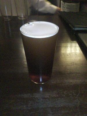 いわて蔵ビール・ウイスキー樽熟成レッドエール