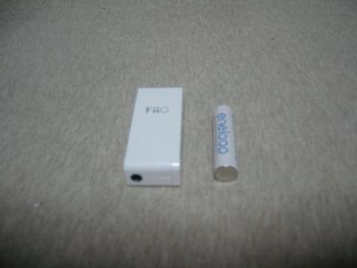 FiiO_E3_本体
