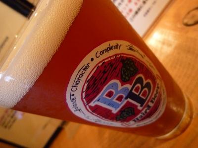 ベアードビール・原宿タップルーム_セレブレーションエール