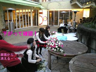 テーブル 花 結婚式