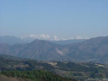 伊香保の山