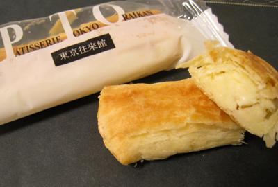 メープルチーズパイ