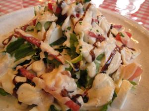 前菜風サラダ