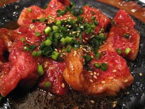 カルビ味噌