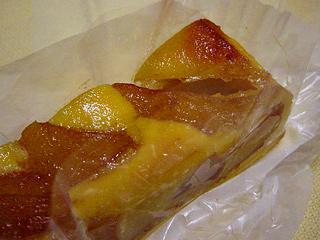 リンゴのタルト