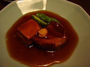 桃豚の角煮