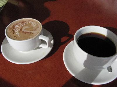 コーヒー2つ