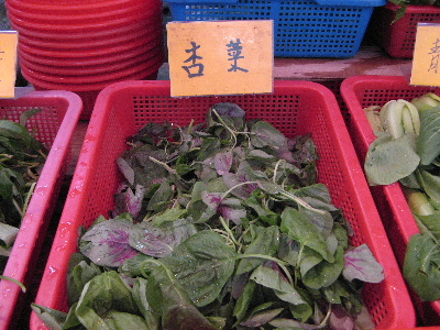 台湾の野菜4