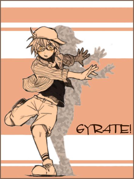 踊るオタク少年少女