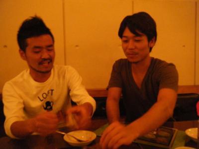 草ちゃん&カッティ