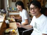 赤西先生&神谷先生