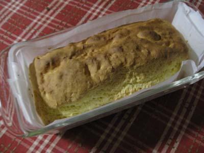 ホットケーキミックスでパン2