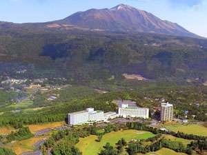 霧島ロイヤルホテル全景