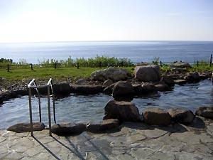積丹岬の湯