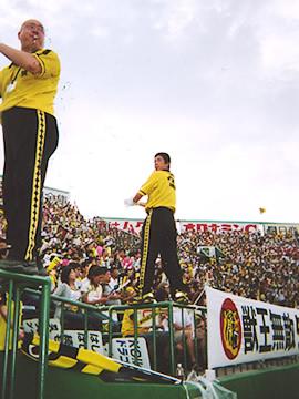 阪神応援団