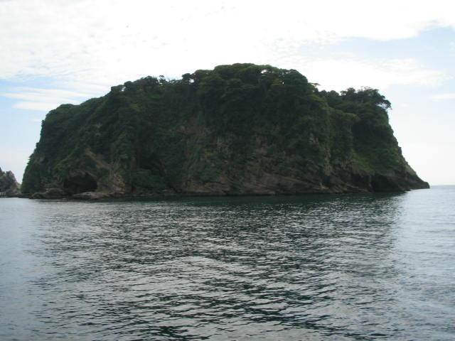 鋸南町・浮島