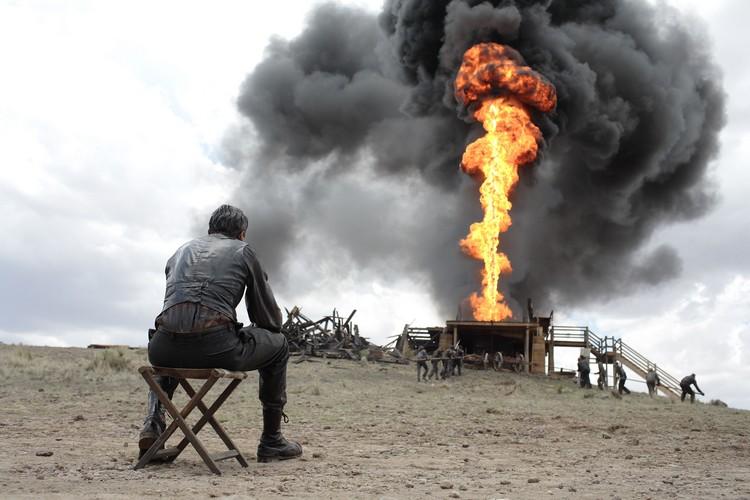 石油掘りは危険と隣り合わせ