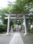 北野神社(大泉学園にて)