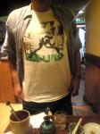 sugarmountain君、今時クラッシュのTシャツ着るんじゃねーよ!!