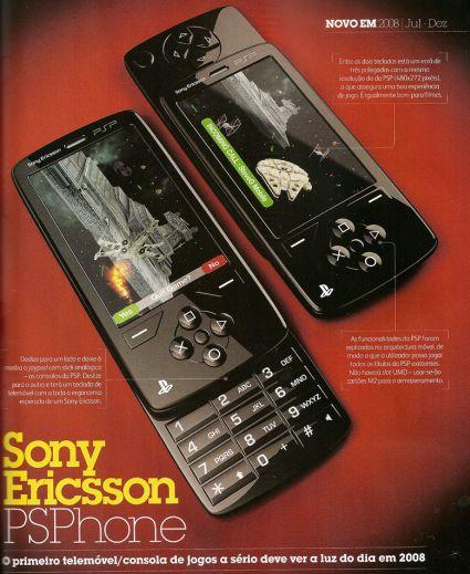 PSPhone
