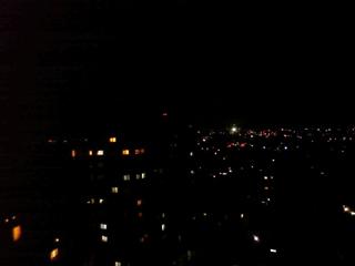新潟の夜は結構早い