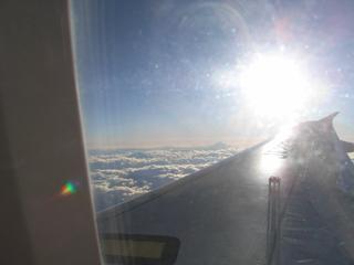 雲の上はパラダイス