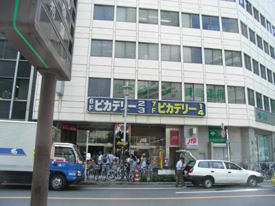 昔のシネラマ名古屋・セントラル劇場です。