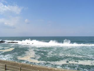 日本海だべぇ