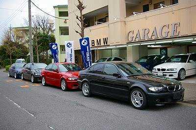 BMW 入荷